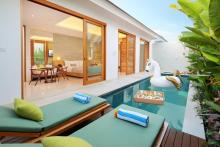 Paket Honeymoon/ Bulan Madu di Bali Private Pool